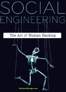 Social Engineering - The art of human hacking.