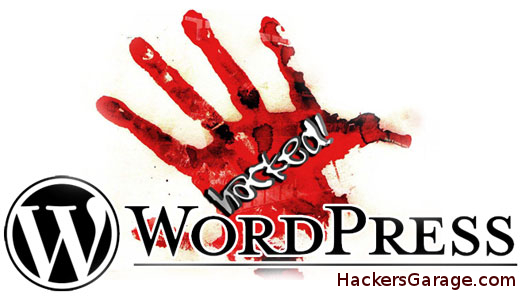 Exploiting, Injecting WordPress